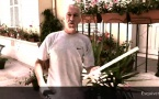 Penchak Silat : Parer un coup de couteau avec un bâton par Jean-Noël Naturel et Remy Gast